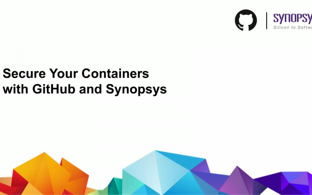 Webinar: Segurança de Containers