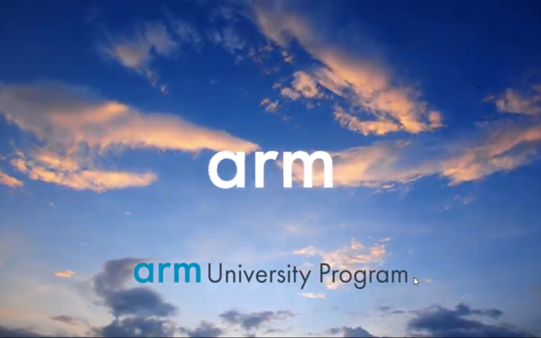 Using the Arm University Program's Intro to SoC Education kit