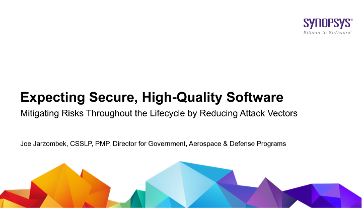 Mitigating Software Risks for DoD and Government Agencies