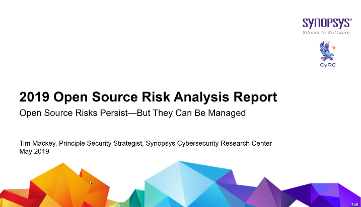 2019 Open Source Security Report: Persistent Challenges and Forward Progress